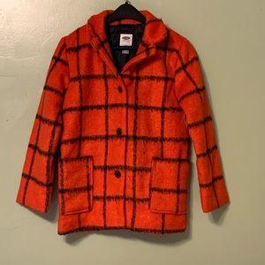 Girl's Old Navy pea coat sz Large
